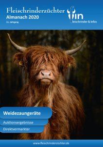 Fleischrinderzüchter-Almanach 2020