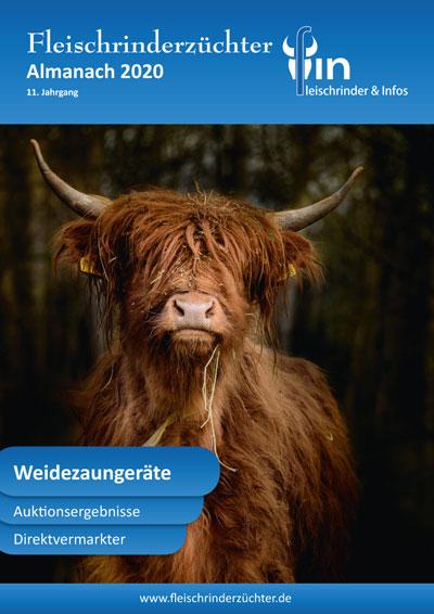 Fleischrinderzüchter Almanach 2020